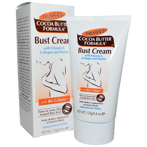 Palmer S Cocoa Butter Bust Cream Review Let S Talk Breasts